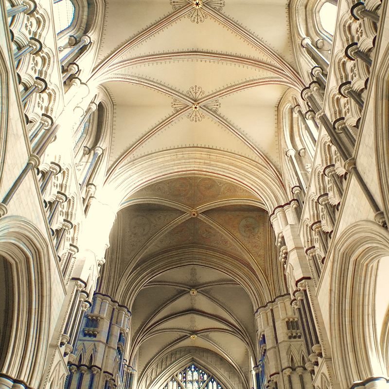 History and Building, Beverley Minster