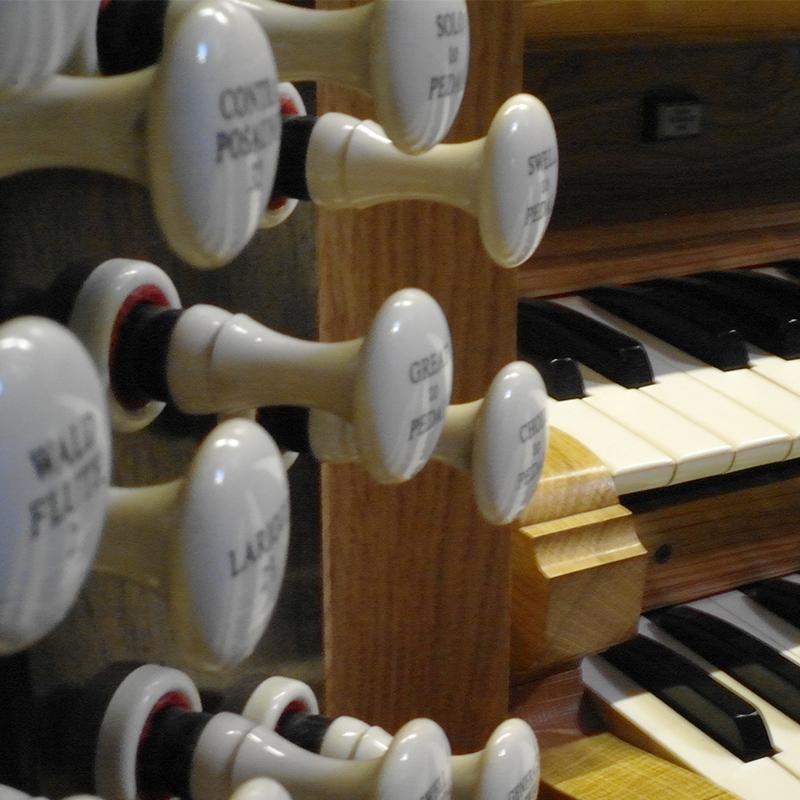 organ and recitals at Beverley Minster