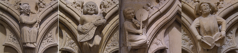 Medieval musicians1