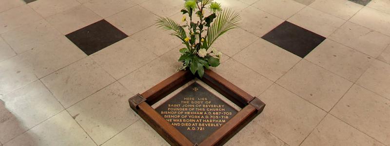 St John tomb